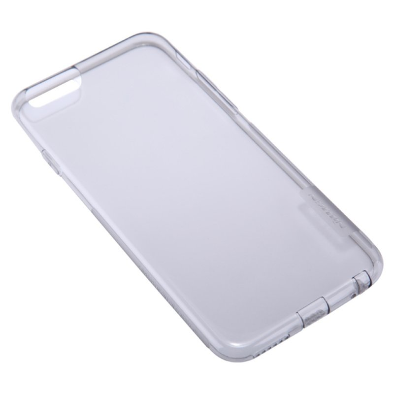 Husa silicon transparent iPhone 6